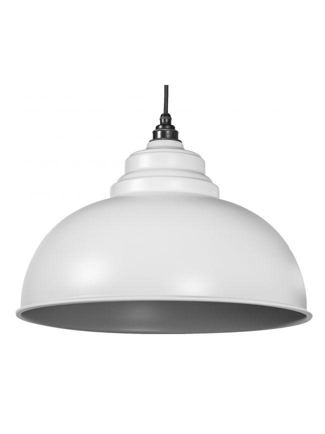 Light Grey Full Colour Harborne Pendant
