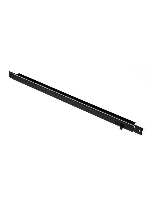 Black Large Aluminium Trickle Vent 380mm