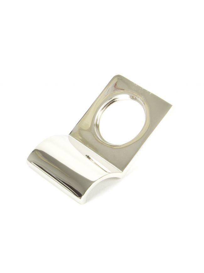 Polished Nickel Rim Cylinder Pull