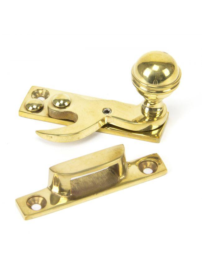 Polished Brass Prestbury Sash Hook Fastener