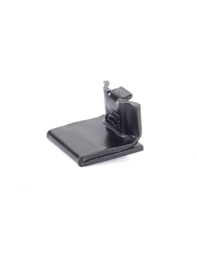 Black Double Stud for Raised Black Bookcase Strip