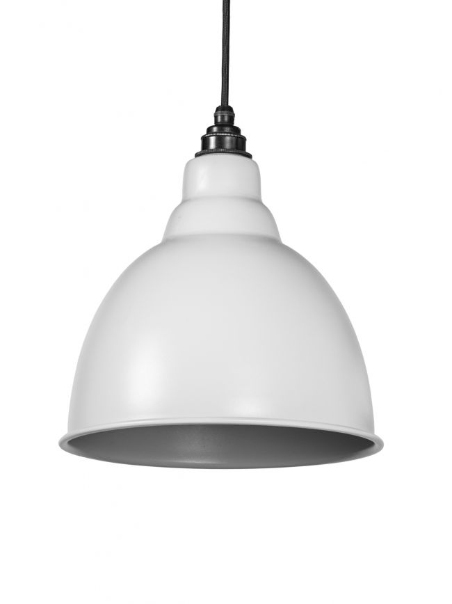 Light Grey Full Colour Brindley Pendant