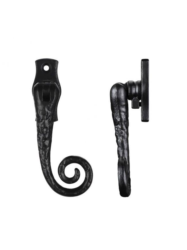 FF83L Monkey Tail Fastener Lockable c/w key - Left Hand