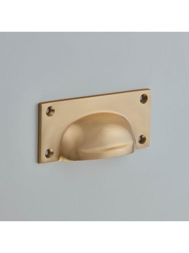 1823 Cast Drawer Pull