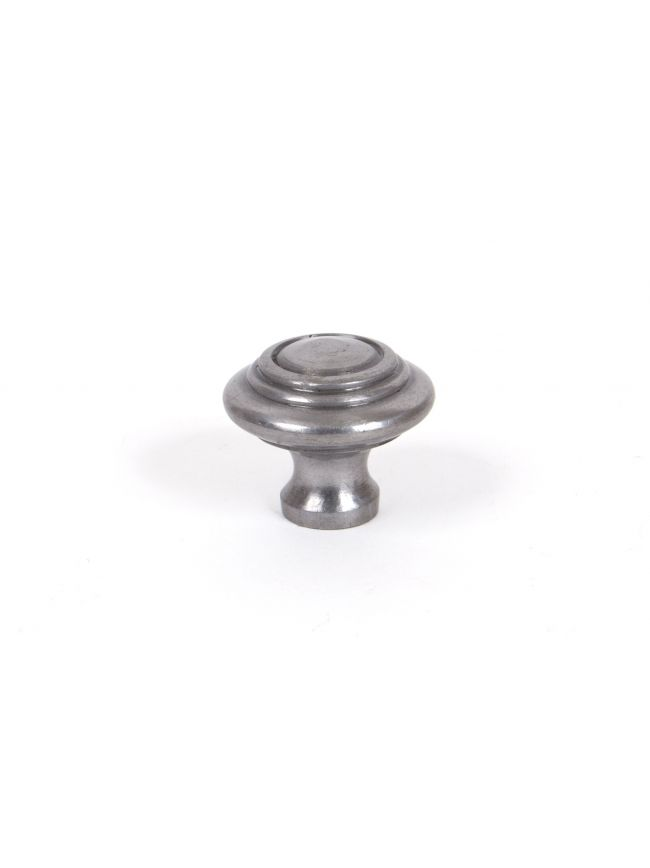 Natural Smooth Cabinet Knob - Small