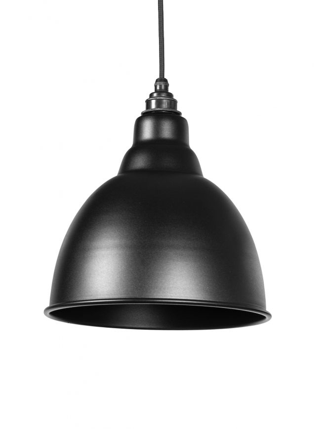 Black Full Colour Brindley Pendant